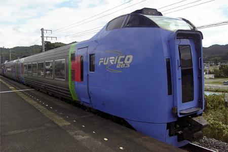 キハ 283 廃車